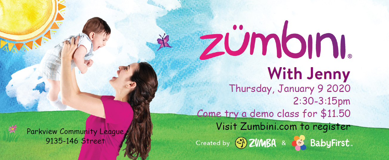 Zumbini try it flyer